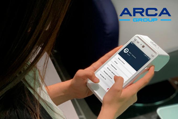 PAX A 930 Промо ролик ARCA GROUP