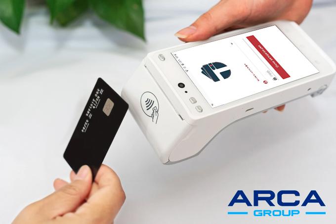 Способы оплаты с онлайн ККМ PAX A930